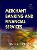 MERCHANT BANKING  FINANCIAL SERVICES by S Gurusamy