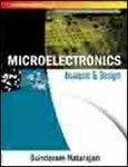 Microelectronics Analysis And Design by Sundaram Natarajan