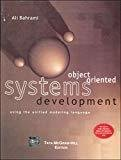Object Oriented Systems Development by Ali Bahrami