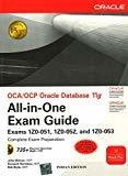 OCAOCP Oracle Database 11g All-in-One Exam Guide with CD-ROM by John Watson