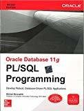 Oracle Database 11g PLSQL Programming by Michael Mclaughlin