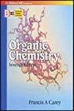 Organic Chemistry by Francis Carey