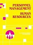 Personnel Management and Human Resources by C S Venkataratnam