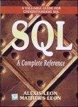 Sql A Complete Reference by Alexis Leon