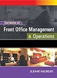 Front Office Management and Operations by Sudhir Andrews