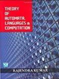Theory of Automata Languages and Computation by Rajendra Kumar