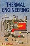 Thermal Engineering by B Sarkar
