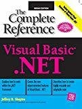 Visual BasicR.Net The Complete Reference by Jeremy Shapiro