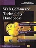 Web Commerce Technology Handbook by Daniel Minoli