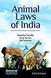 Animal Laws of India by Gandhi Maneka