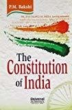 Constitution of India Pocket Size by Bakshi P.M.