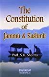 Constitution of Jammu  Kashmir by S.K. Sharma
