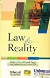 Law and Reality by Devi Prasad Singh
