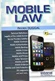 Mobile Law by Duggal Pavan