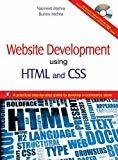 Website Development Using HTML and CSS - A Practical Step-By-Step Guide to Develop E-Commerce Store by Navneet Mehra