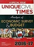 Analysis of Economic Survey  Budget 2016-2017