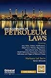 Encyclopaedia of Petroleum Laws by Harbans Lal Sarin