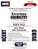 Universal Self-Scorer Errorless Chemistry Set of 2 Volumes by UBD