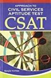 Approach to Civil Services Aptitude Test - CSAT by Sanjeev Verma