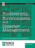 BioDiversity Environment and Disaster Management by Shamna Hussain