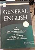 General English a Book for Upsc and State Civil Services by Chopra J.K
