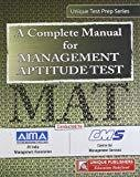 MAT - Management Aptitude Test A Complete Guide by J.K. Chopra
