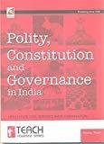Polity Constitution and Governance in India 2e Code 13.32.1  PB by Tiwari A