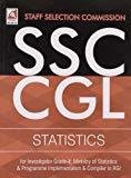 SSC CGL Statistics Tier II by J.K. Chopra
