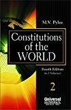 Constitutions of the World In 2 Volumes by Pylee M.V.