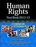 Human Rights Year Book 2012-13 by Parekh P.H.