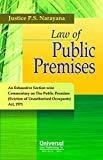 Law of Public Premises - with Latest Case Law by Narayana P.S.