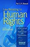 Law Relating to Human Rights by Bhansali S.R.