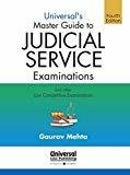 Universals Master Guide to Judicial Service Examinations and other Law Competitive Examinations by Gaurav Mehta