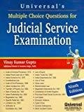 Universals Multiple Choice Questions for Judicial Service Examination by Gupta Vinay Kumar