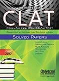 Universals CLAT - Solved Papers by Manish Arora