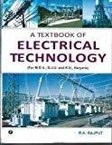 A Textbook of Electrical Technology M.D.U G.J.U and K.U Haryana by R.K. Rajput