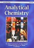 Analytical Chemistry by G.L.D.^Vijaya Prasad, D.^Varaprasad Rao, K.^Reddy, K.L.N.^Sudhakar, C. Krupadanam
