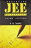 Educative Jee mathematics PB by Joshi K D
