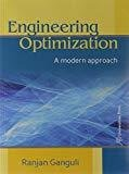 Engineering Optimisation - A Modern Approach by Ranjan Ganguli