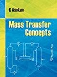 Mass Transfer Concepts And Applications Pb by Asokan K