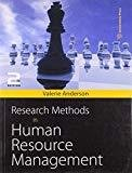 Research Methods in Human Res. Management by Valerie Anderson