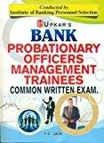 Bank Probationary Officers  Management Trainees Common Written Exam by T.S. Jain