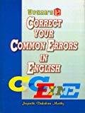Correct Your Common Errors in English by Jayanthi Dakshina Murthy