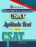 CSAT Aptitude Test CSAT paper II by Darpan P