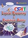 CSAT-Logical Reasoning  Analytical Ability by M.B.Lal