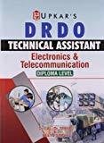 DRDO Technical Assistant Electronics  Telecommunication Diploma Level by Sinha Lal