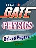 GATE Physics Solved Papers by Surekha Tomar