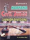 Haryana Civil Judge Junior Division Preliminary Examination by Lal and Abhinav Misra
