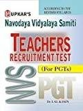 Navodaya Vidyalaya Samiti P.G.T. Recruitment Test English by B. B. Jain
