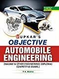 Objective Automobile Engineering by P.K. Mishra